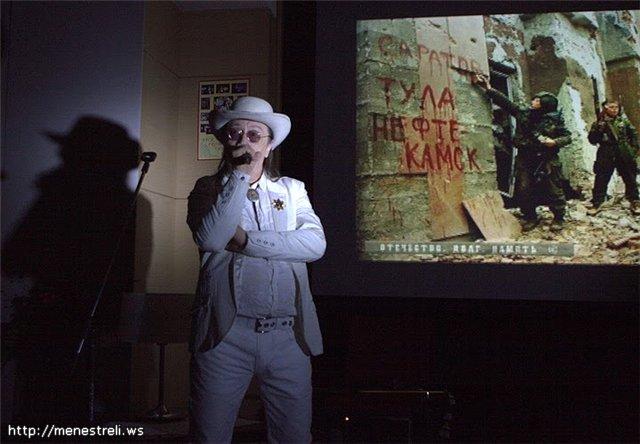 Творческий вечер Валерия Ярушина на Таганке